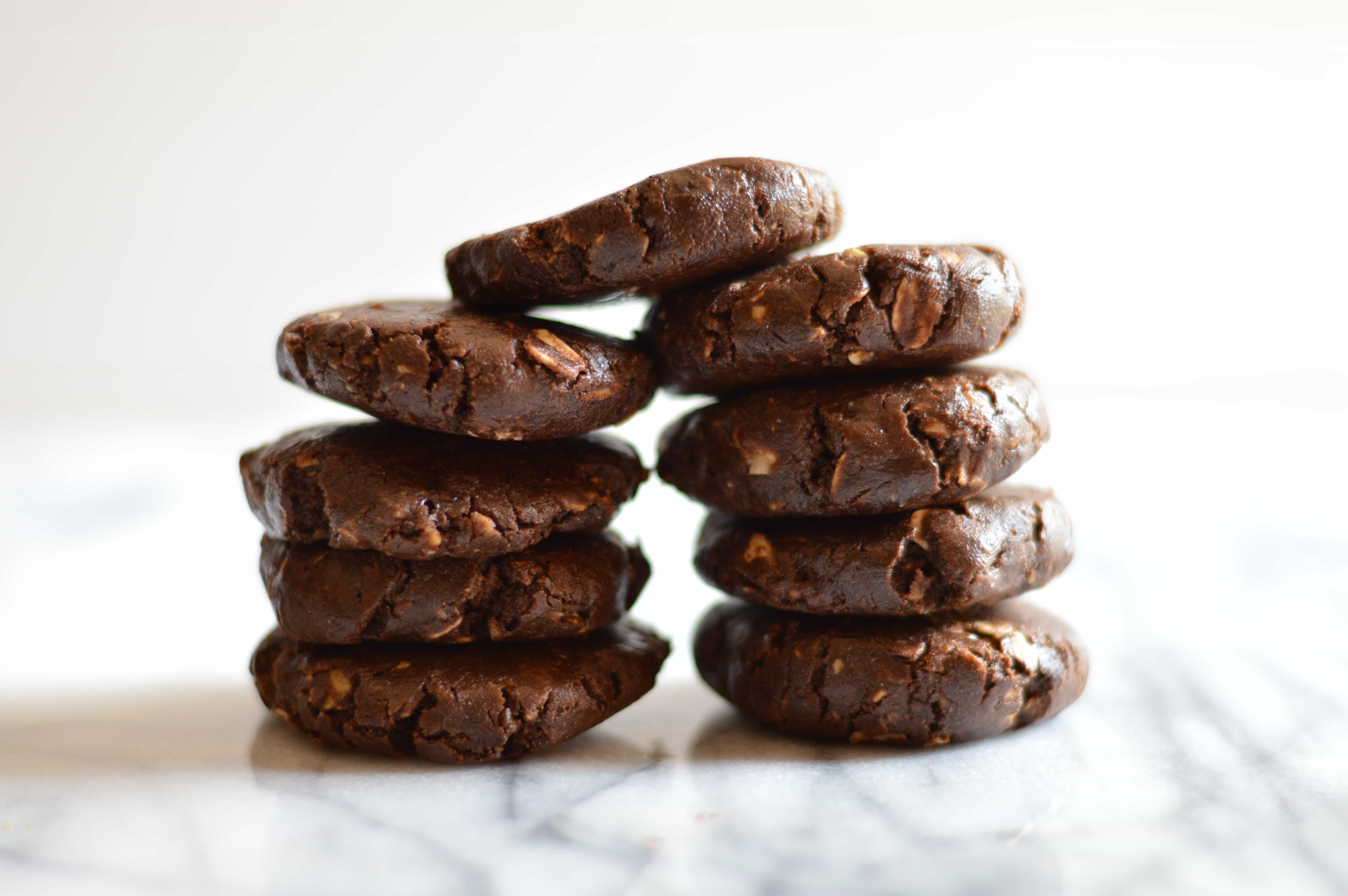 Shakeology cookies   I'm not claiming it's the healthiest of