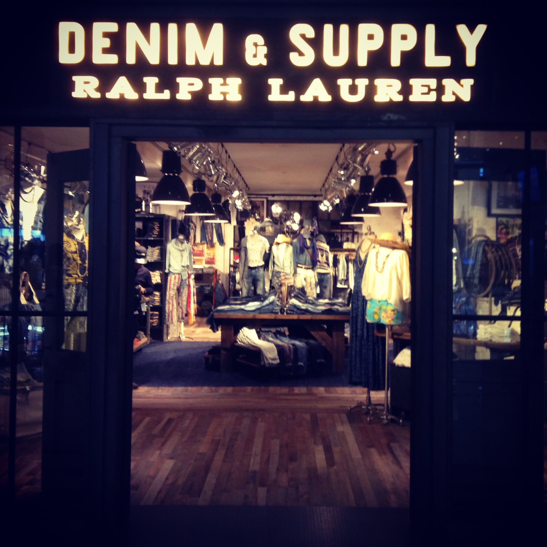Denim  Supply Ralph Lauren Klcc Malaysia  My Visual