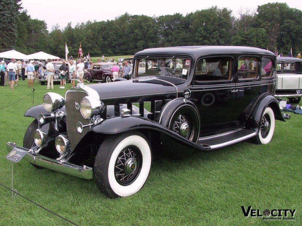 1932 Cadillac V-12 7-Penger Limousine   Cadillac   Pinterest ...