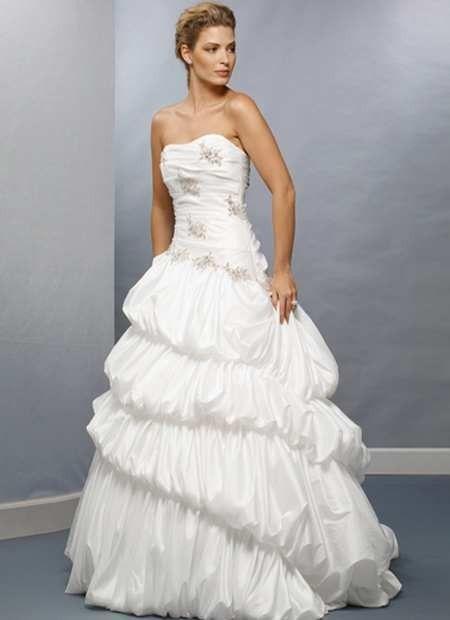 Gucci Bubble Hem Wedding Dresses Fur