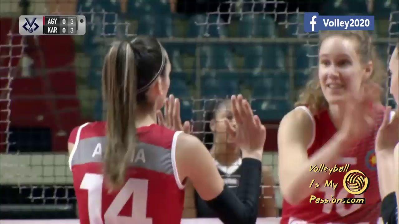 2019 2020 Axa Sigorta Kupa Voley Yesilyurt Vs Ankara Karayollari 12