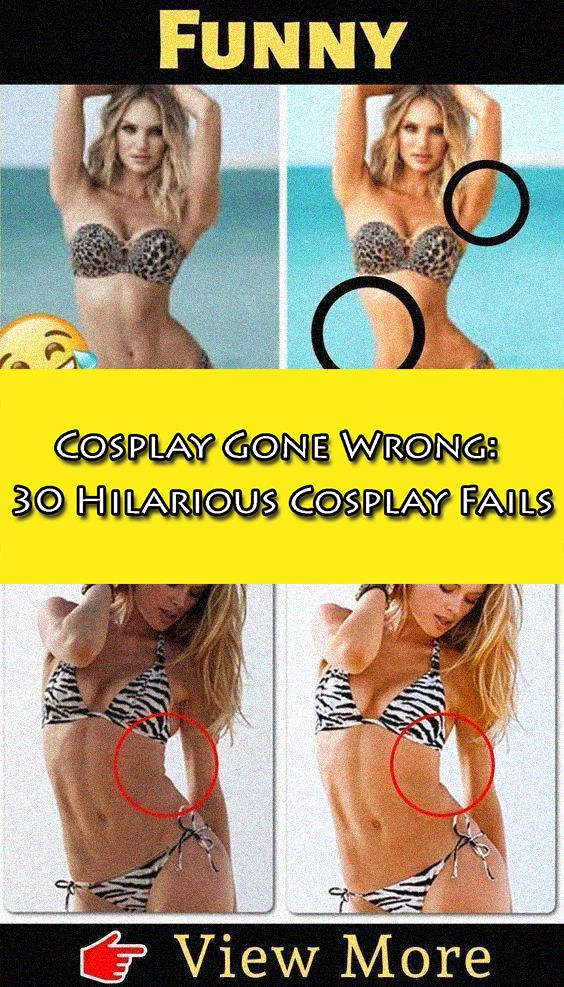 Cosplay Gone Wrong: 30 Hilarious Cosplay Fails #OMG #WTF #Humor #Gags #Epic #Lol #Memes #Weird #Fails #Fun #Funny #Facts  #Entertainment #Trending #Interesting