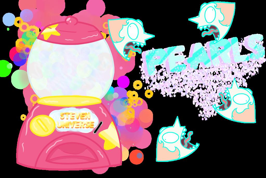 Steven Universe: Pearl Gacha! by Gloomy-Goomi