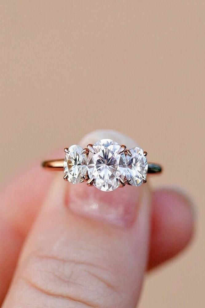 Top Oval Engagement Rings That Every Girl Dreams