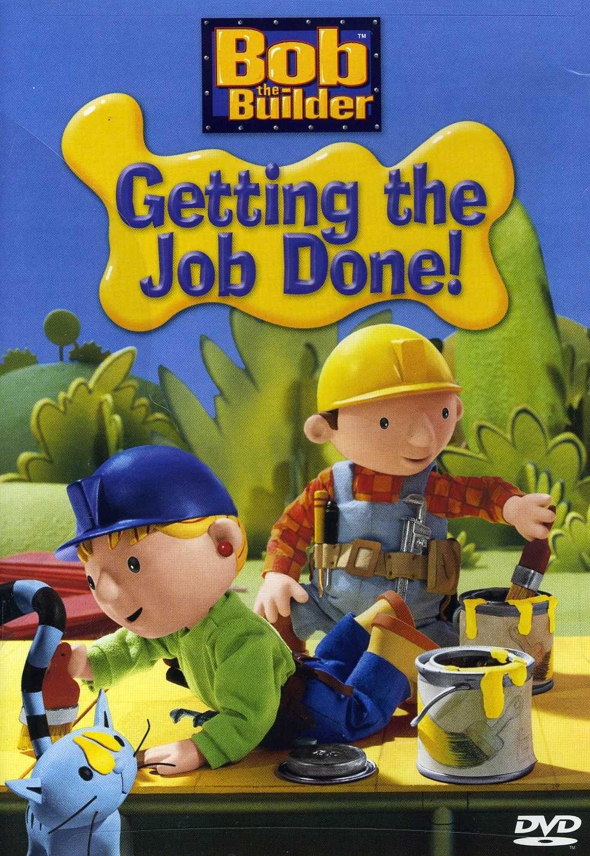 bob the builder getting the job done dvd bob the builder bob the builder getting the job done