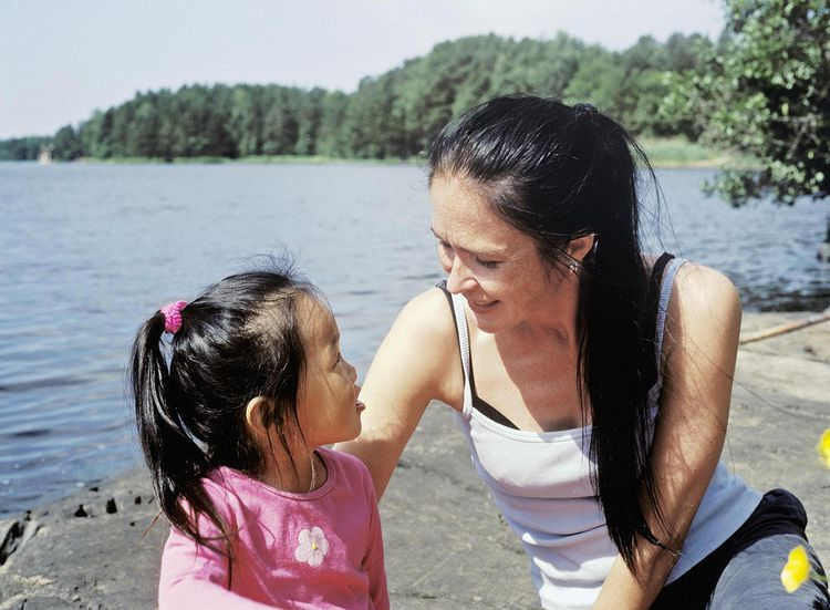 How to explain a move to a foster child fostering