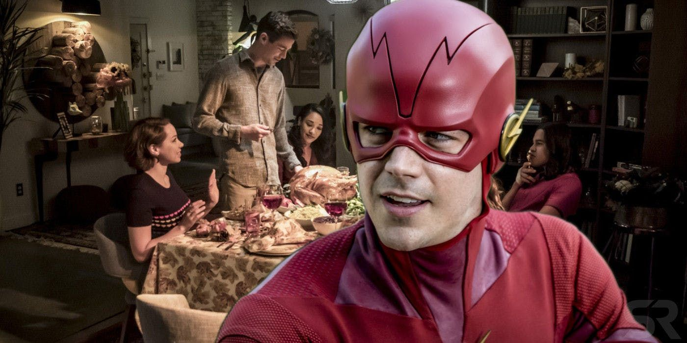 The Flash: 7 Big Questions After Season 5 Episode 7