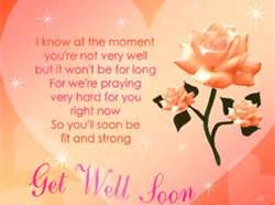 Get Well Soon Quotes Bing Images Quotes For People Get Well