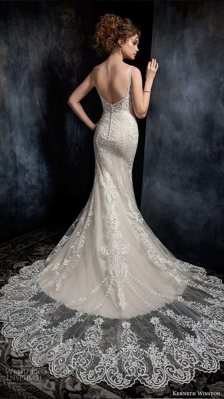 Kenneth Winston Fall 2017 Wedding Dresses   Designer