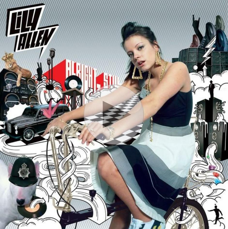 Funny song about rejecting creeps in da club bombshellbliss lilly allen alright still love her this her music is just great hexwebz Image collections
