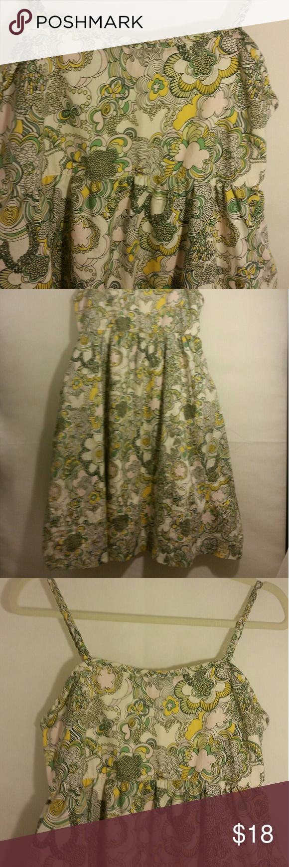Girl S Mod Floral Dress Liberty Of London Fashion Clothes Design A Line Dress [ 1740 x 580 Pixel ]