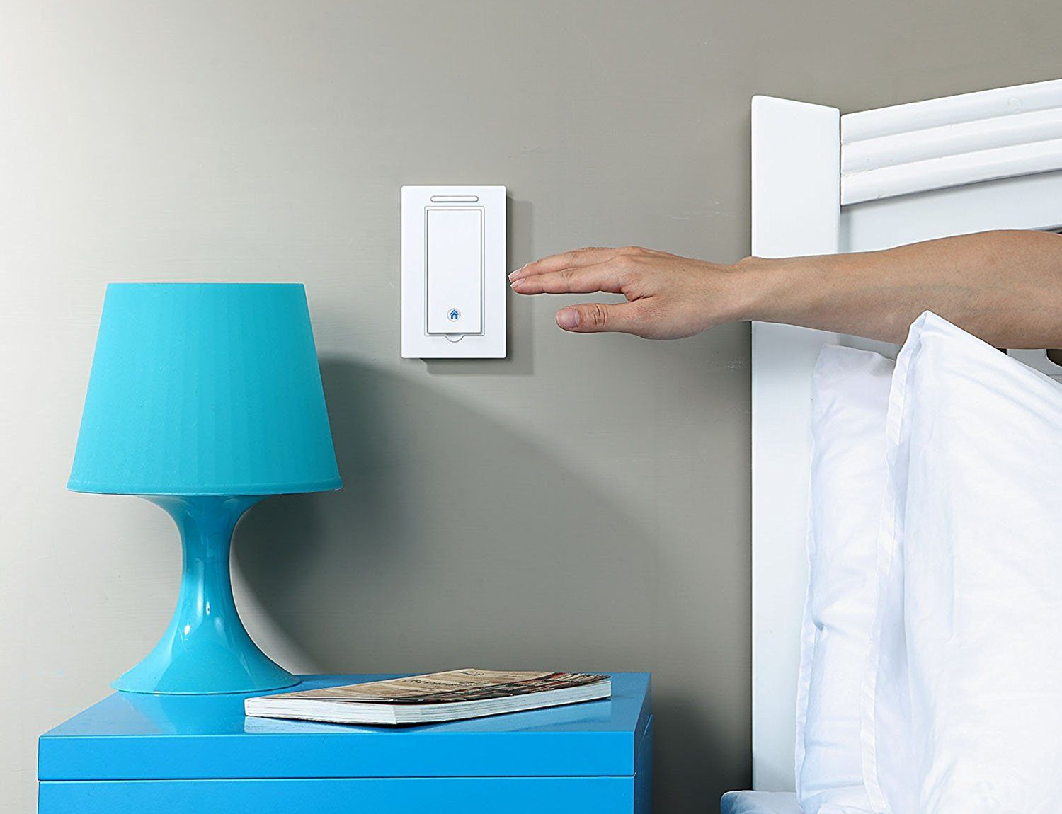Base Switch - Smart wireless light switch with dimmer function - No ...