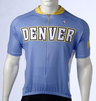 Denver Nuggets Cycling Jersey - cycling jerseys for 39.98! - 50% off - FREE b15bae06e