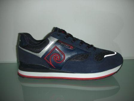 Pierre Cardin Sports Blue Saucony Sneaker Sneakers Pierre Cardin