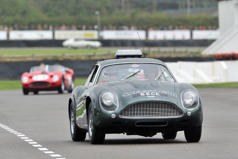 Good wood Revival 2012 - Dan Gurney Tribute Photo Gallery, Aston Martin DB4 GT Zagato