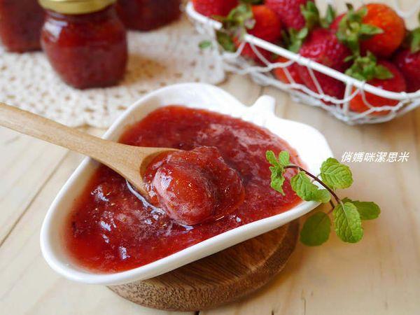 草莓果醬做法~w/ Apple