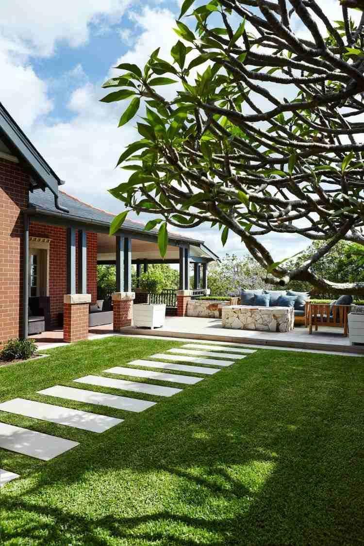 Espace de vie outdoor : 80+ idées modernes d\' aménagement ...