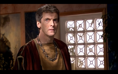 12= Peter Capaldi= Was previously in Fires of Pompeii