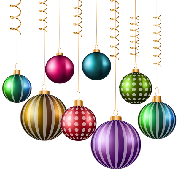 Christmas Balls Png Transparent Image Christmas Balls Free Clip Art Christmas Images