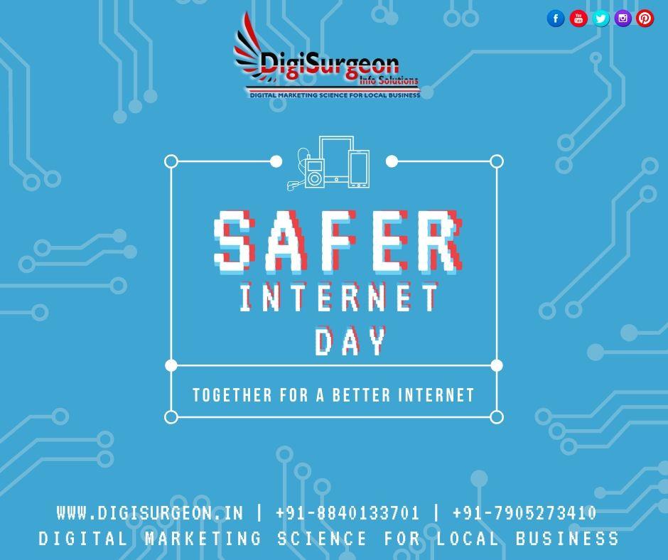 Safer Internet Day 2020 In 2020 Digital Marketing Top Digital Marketing Companies Digital Marketing Agency