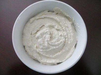 Photo of Raw Vegan Cashew Cream