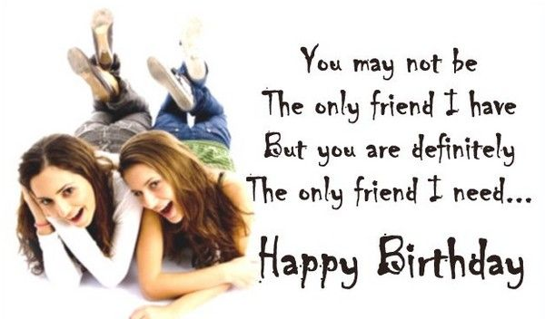 72 Happy Birthday Wishes For Friend With Images Birthday Quotes