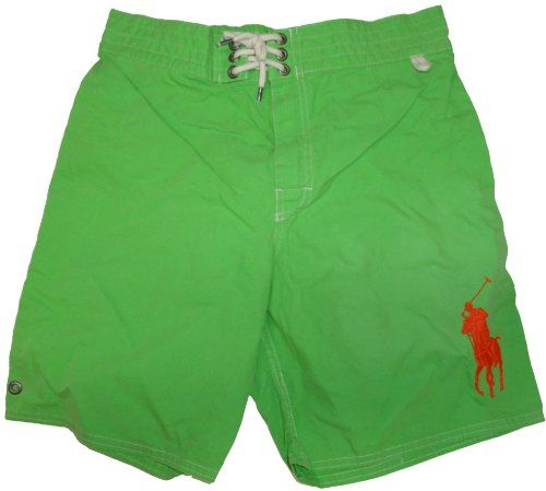 Explore Fashion For Men, Swim Trunks, and more! Polo by Ralph Lauren #Mens  Big Pony ...