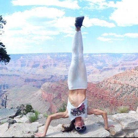 instagram photo from yasmachine8  yoga photos standing
