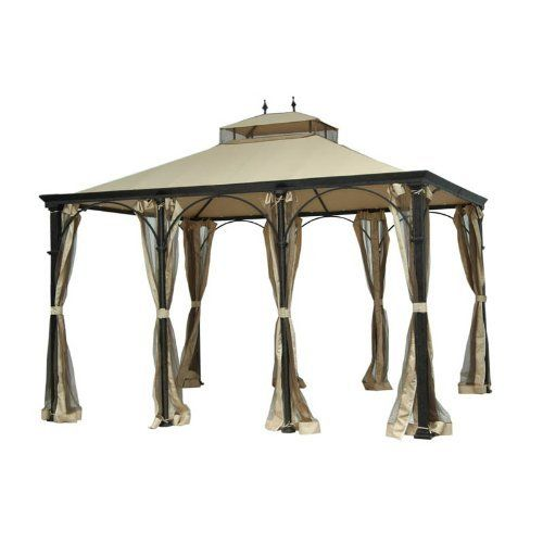 Replacement Canopy For Sears S Higgins Gazebo By Garden Winds 139 99 Sears Sku 80079 Garden Winds Recommends That Y Decoration Bedroom Decoration Moderne