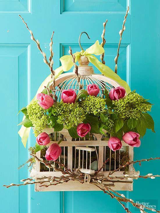 Beautiful Spring Decor DIYs to Try