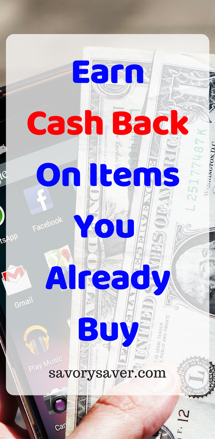 Easily Earn Cash Back on Products and Services You Already