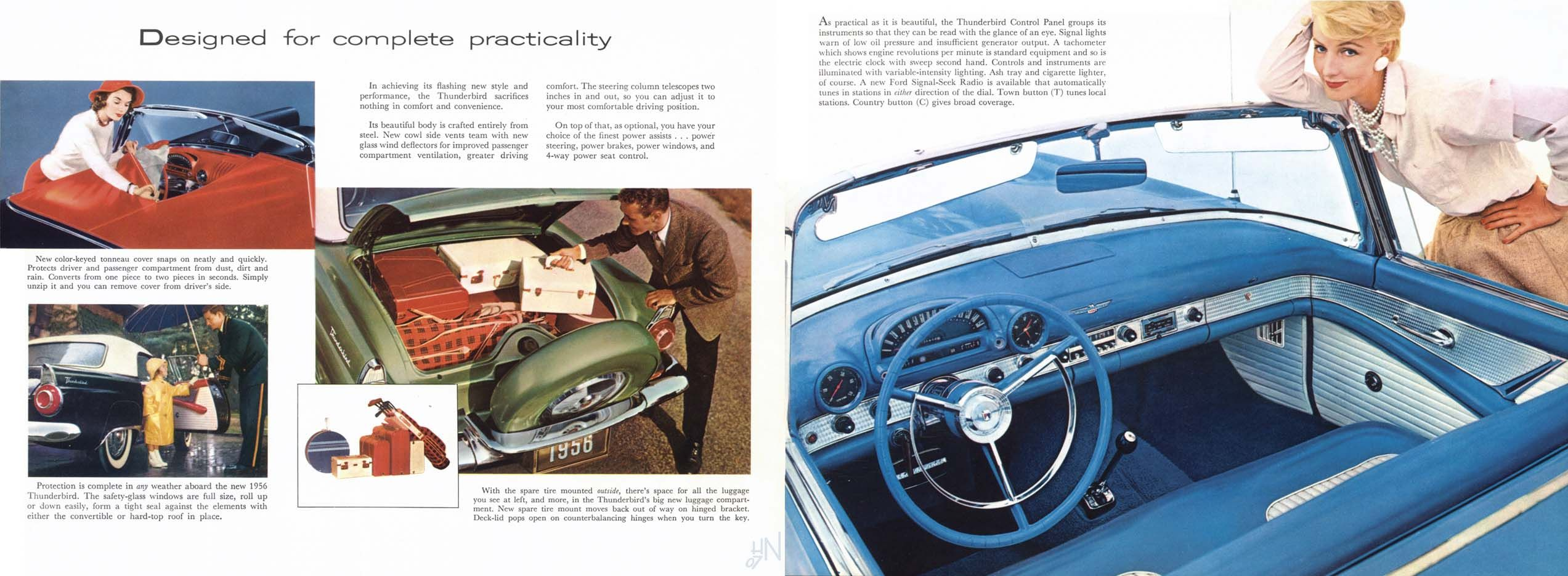 1956 Ford Thunderbird-12-13