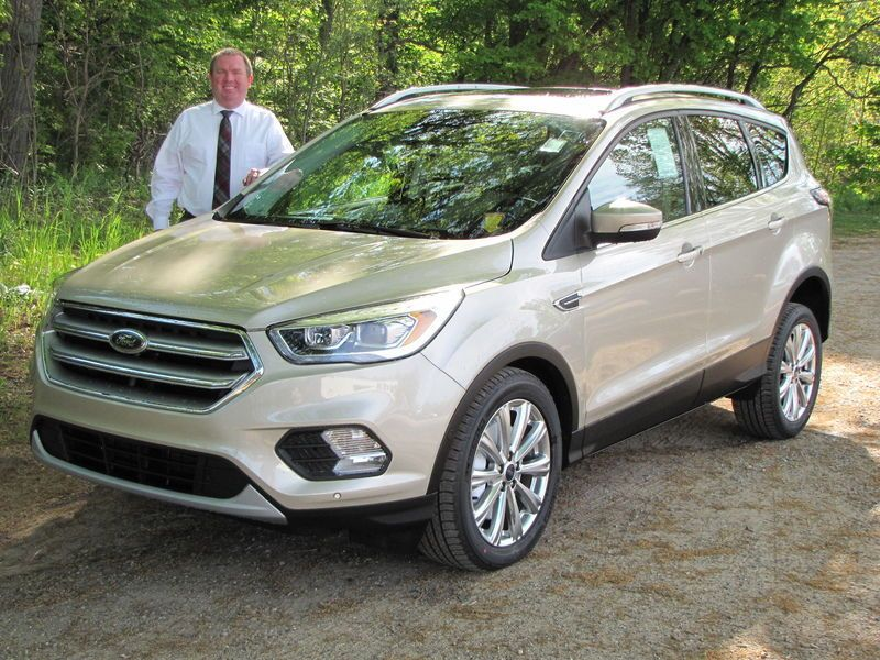 2017 ford escape aims to stay in front ford escape ford