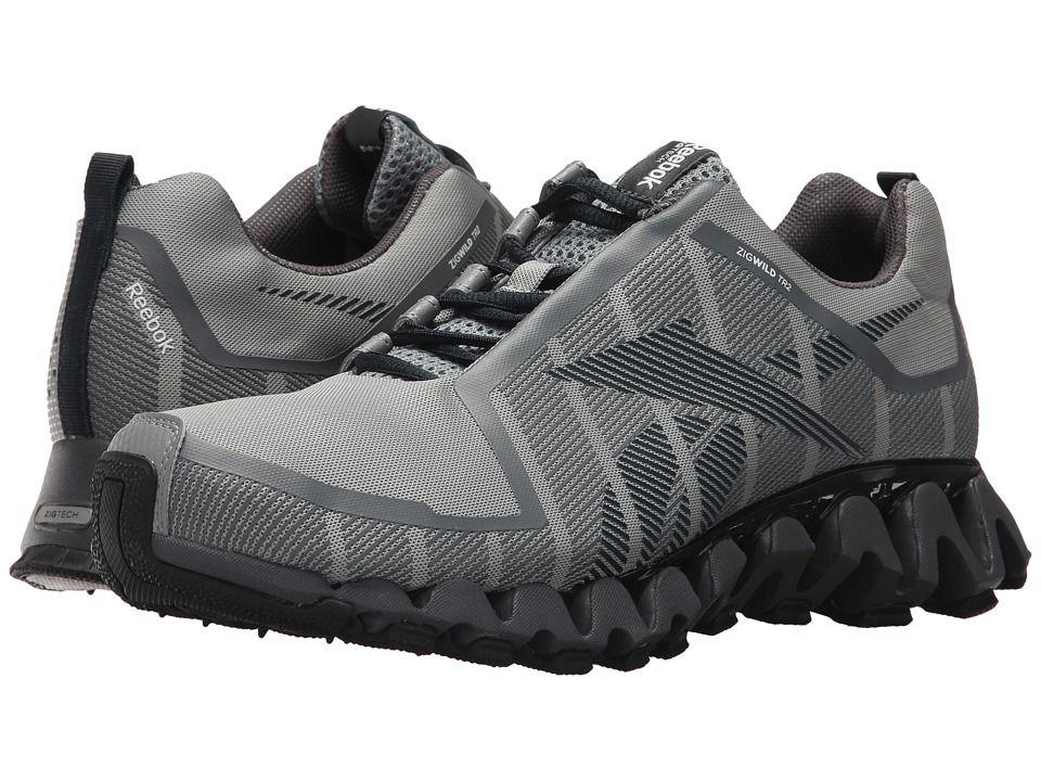 sale retailer 86c2b 5284a REEBOK REEBOK - ZIGWILD TR 2 (FLAT GREY ASH GREY) MEN S SHOES.  reebok   shoes