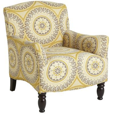 The Accent Chair Trap Armchair Furniture Suzani
