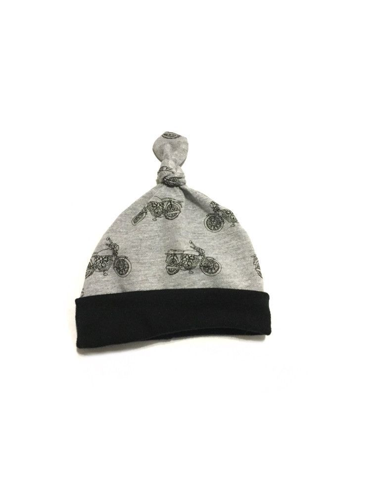 Motorcycle Infant Hat