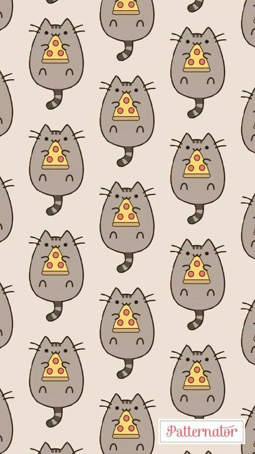 I love cats, pizza....💜😹🍕 shared by BitaPais on We Heart It
