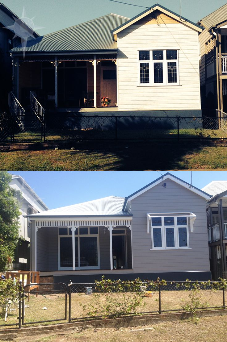 Colour Schedule British Paints Winter Gray Weatherboards Taubmans Classic White Soffits