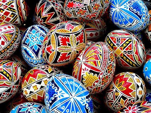 HAPPY (Orthodox) EASTER !!  Hristos a înviat! Xpuctoc Bockpece ! Χριστός ἀνέστη!   Christus resurrexit!