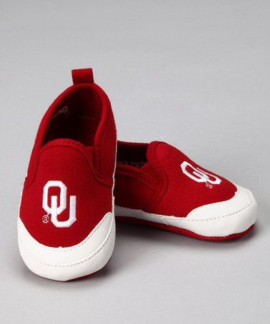 627893cbb University of Oklahoma Booties from College Edition on  zulily ...