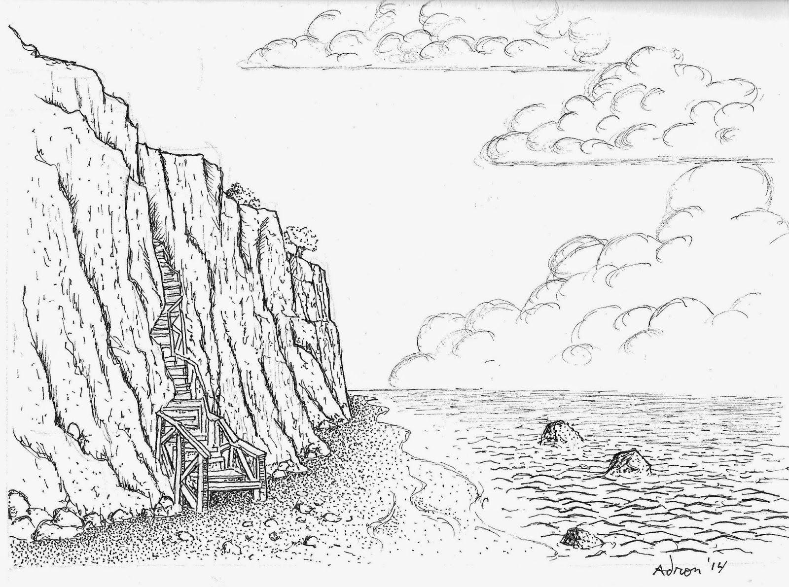 Draw Cliff Bech