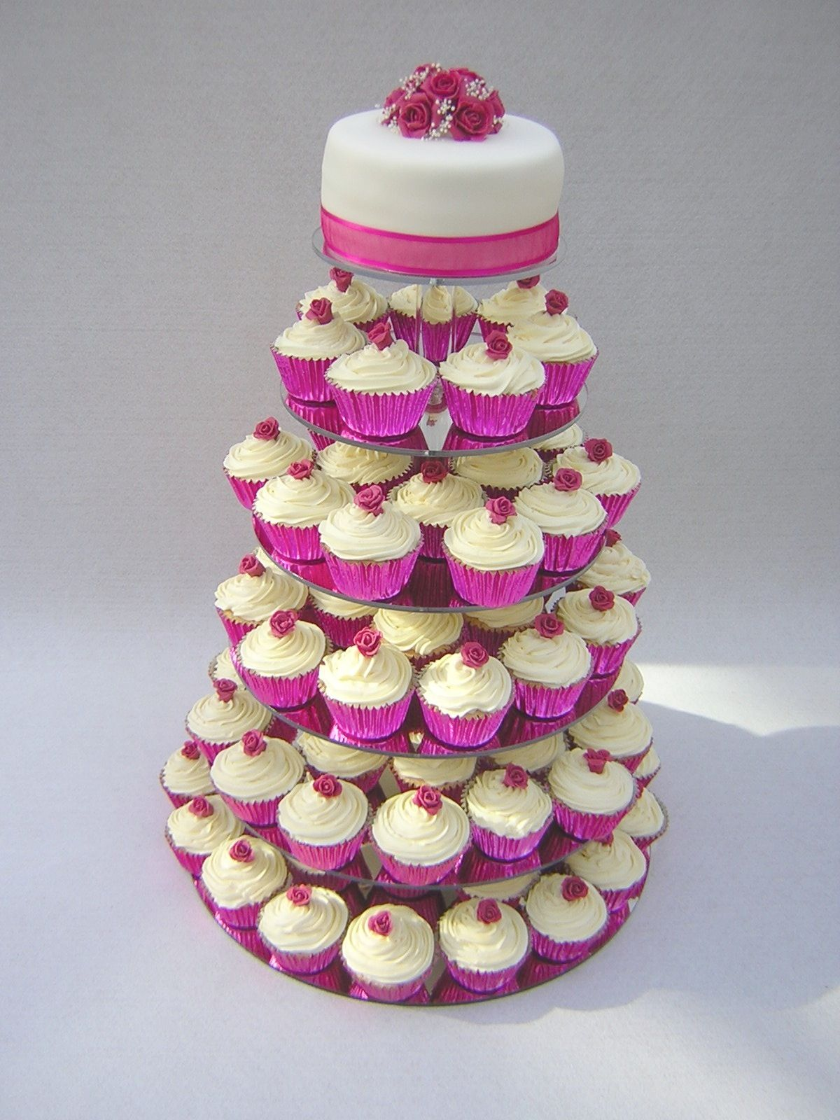 wedding cupcake ideas Cupcake Wedding Cakes Cupcake Wedding Cakes