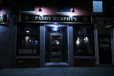 Paddy Murphy's offers good food and a nice bar  Located in