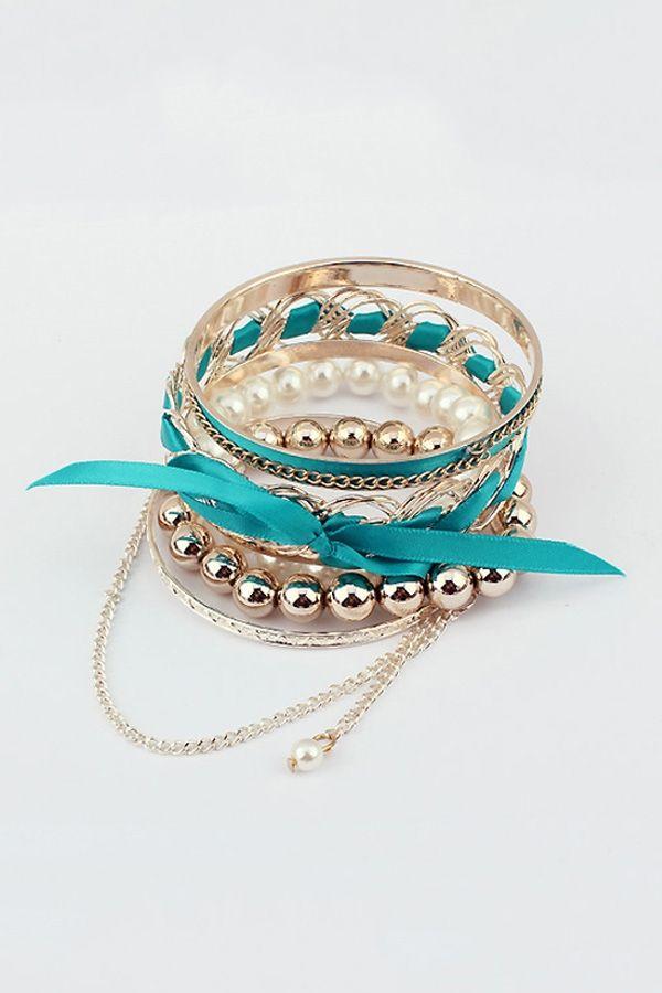 Sweet Bangle Bracelets - OASAP.com