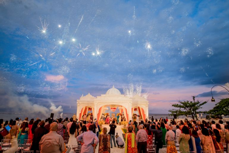 Bali Indian Wedding With Dreamy Details By Colomono Production Indian Wedding Bali Wedding