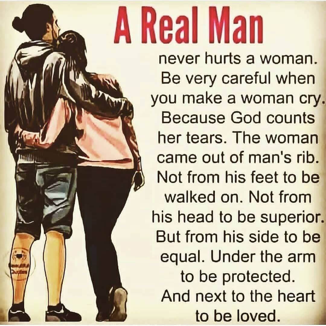 Real Man Relationship Quotes