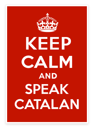 Keep Calm And Speak Catalan Variedad Pinterest