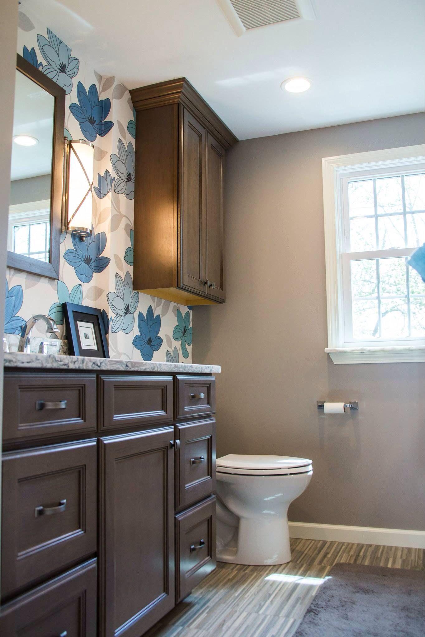 Finished! | Bathrooms remodel, Remodel, Home