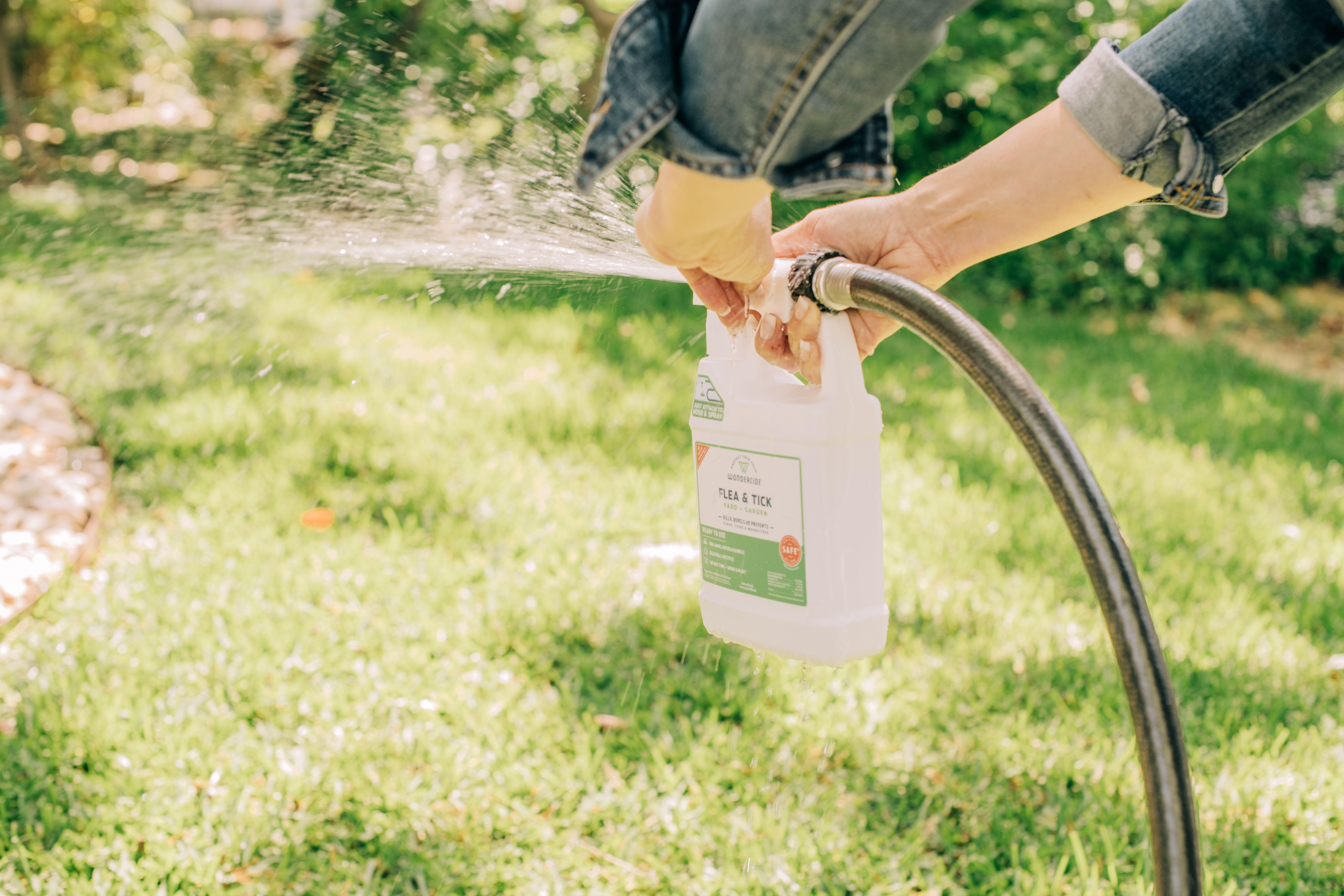 Ready To Use Flea Tick Spray For Yard Garden In 2020 Tick Spray For Yard Flea And Tick Spray Flea Treatment For Yard
