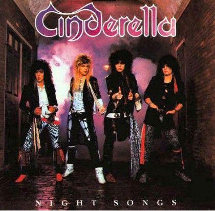 Cinderella Quintessential 80s Music